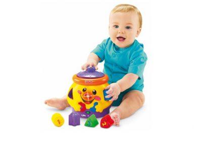 Игры и игрушки с ребенком после полугода
