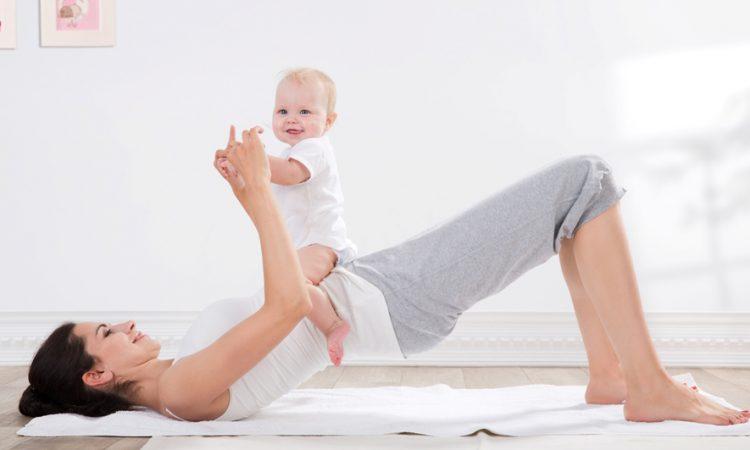 Грудное вскармливание и физические нагрузки: что маме можно?
