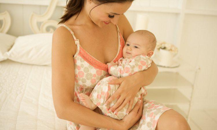 Материнское поведение и грудное вскармливание