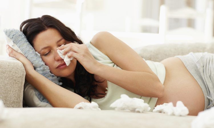 Аллергия и беременность